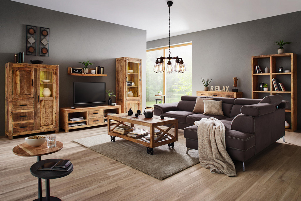 retro und vintage zwei wohnstile inspiriert von der vergangenheit, industrial style bei mömax, Design ideen