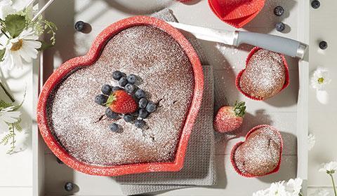 Backformen in verschiedenen Formen und Farben bei mömax kaufen.