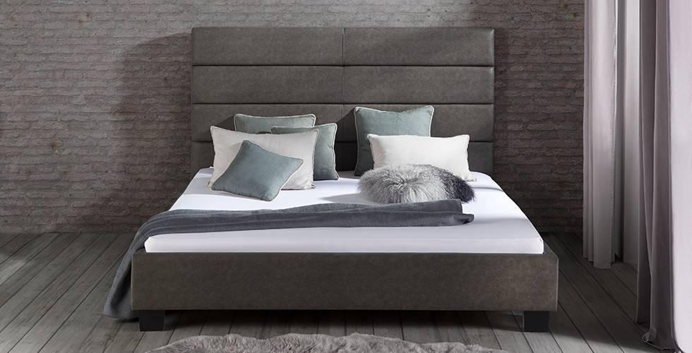 polsterbetten entdecken m max. Black Bedroom Furniture Sets. Home Design Ideas