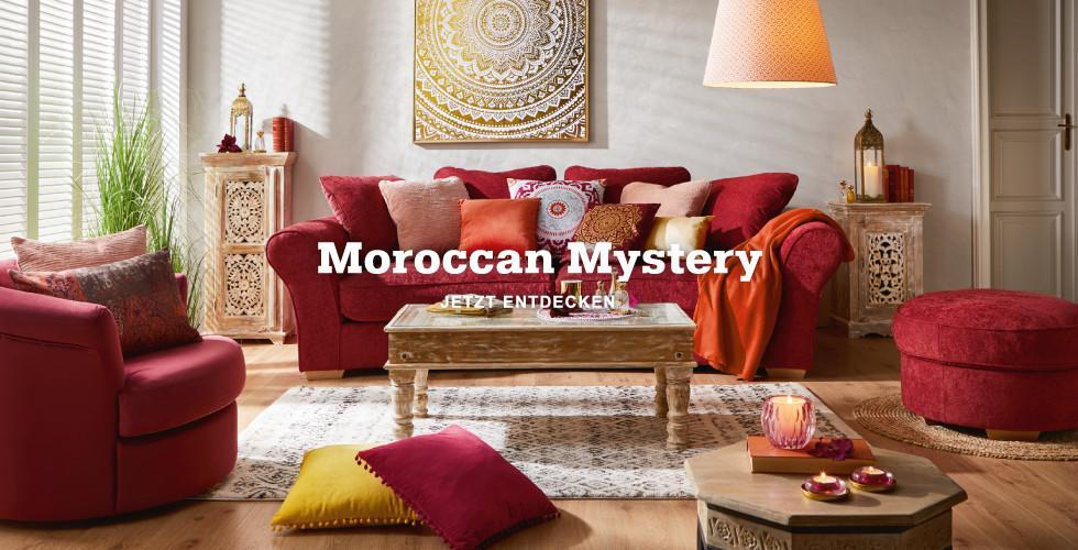 Moroccan Myster - So lebt man stylisch im Orient!