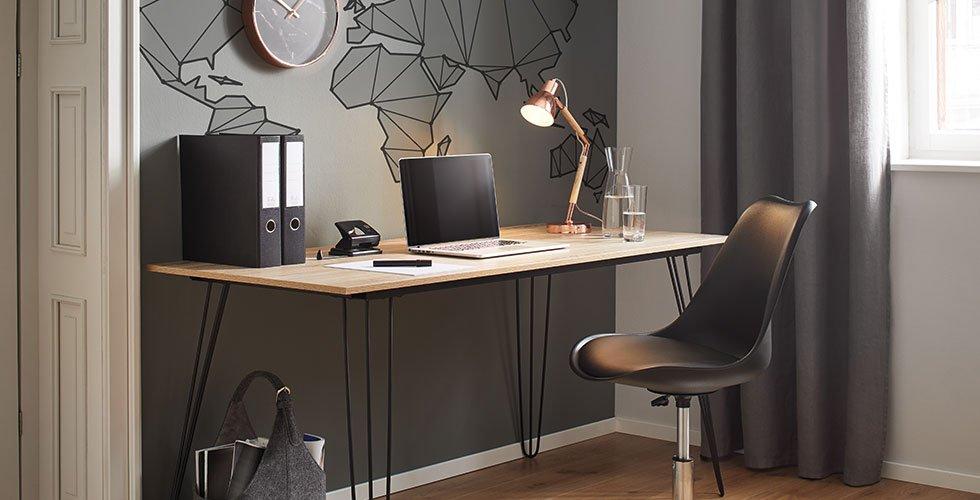 Große Auswahl an Tischleuchten günstig bestellen bei mömax: von der Nachttischlampe bis zur Schreibtischlampe.