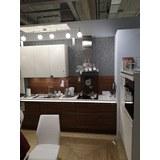 Einbauküche Artwood / Manhattan Uni Ausstellungsstück - Nolte Küchen