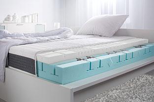 Passende Matratze für Allergiker von mömax.