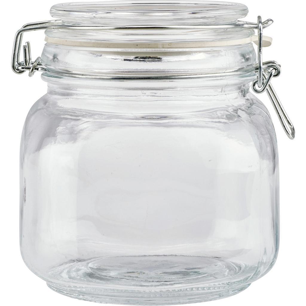 Einmachglas Nele aus Glas