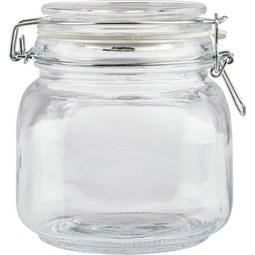 Kozarec Za Vlaganje Nele - prozorna, kovina/steklo (11,5/12,5cm) - Mömax modern living