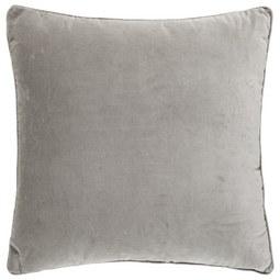 Zierkissen Susan in Grau ca. 60x60cm - Grau, Textil (60/60cm) - Mömax modern living