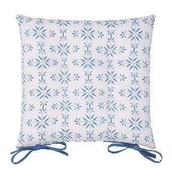Sedežna Blazina Agnes - modra, Moderno, tekstil (40/40cm) - Mömax modern living