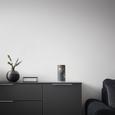 Tischleuchte Pia, max. 60 Watt - Grau, ROMANTIK / LANDHAUS, Glas/Metall (10/20cm) - Mömax modern living