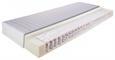Taschenfederkernmatratze 140x200cm - Weiß, KONVENTIONELL, Textil (140/200cm) - Based