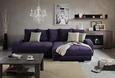 Komoda Dark - siva/krom, Moderno, umetna masa/leseni material (180/81/45cm) - Premium Living