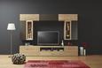 Viseča Omara Match Bela - bela, Moderno, leseni material (60/60/34cm) - Mömax modern living