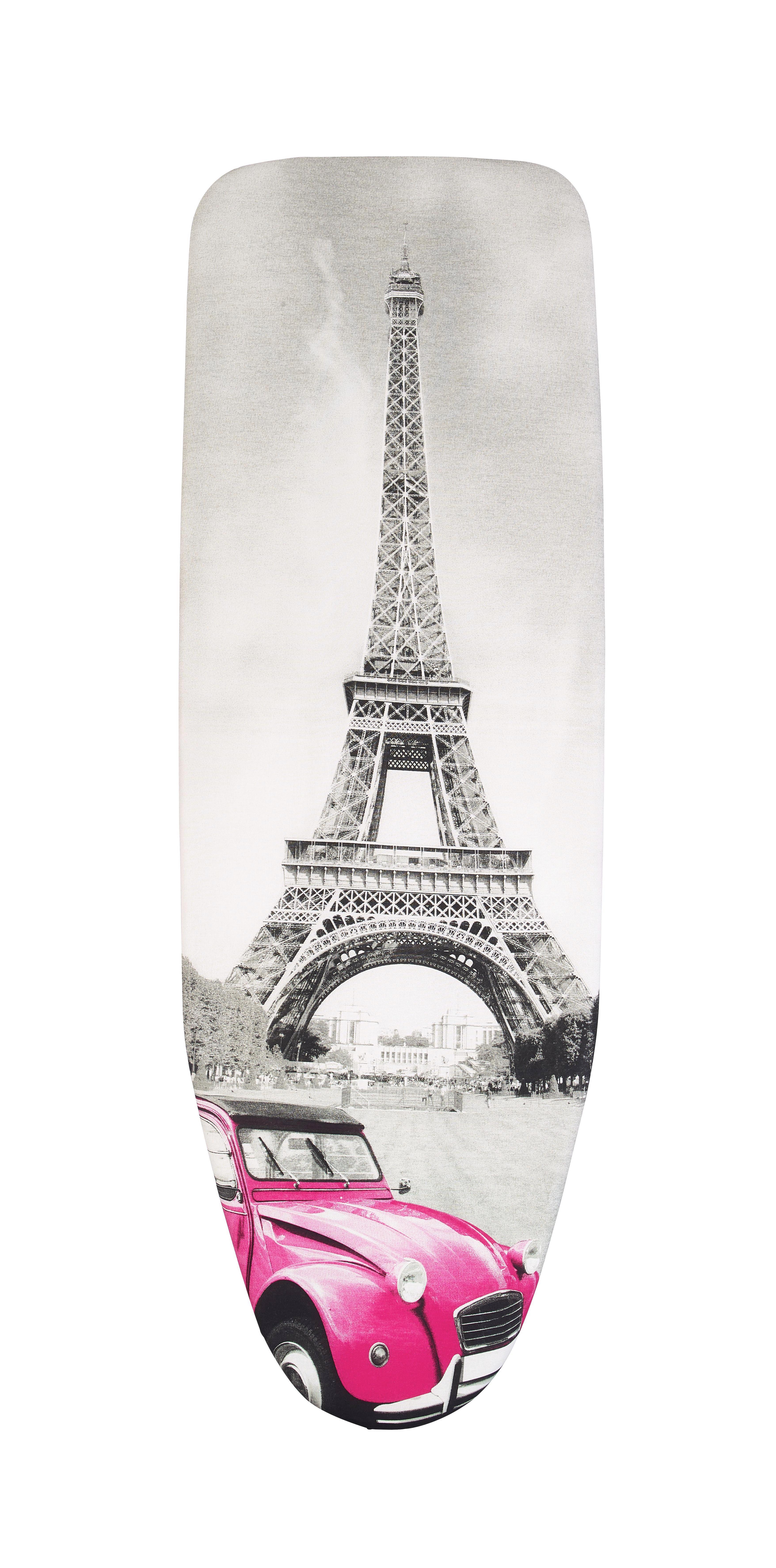 Bügelbrett Gina - Multicolor, Textil (36/114cm) - MÖMAX modern living