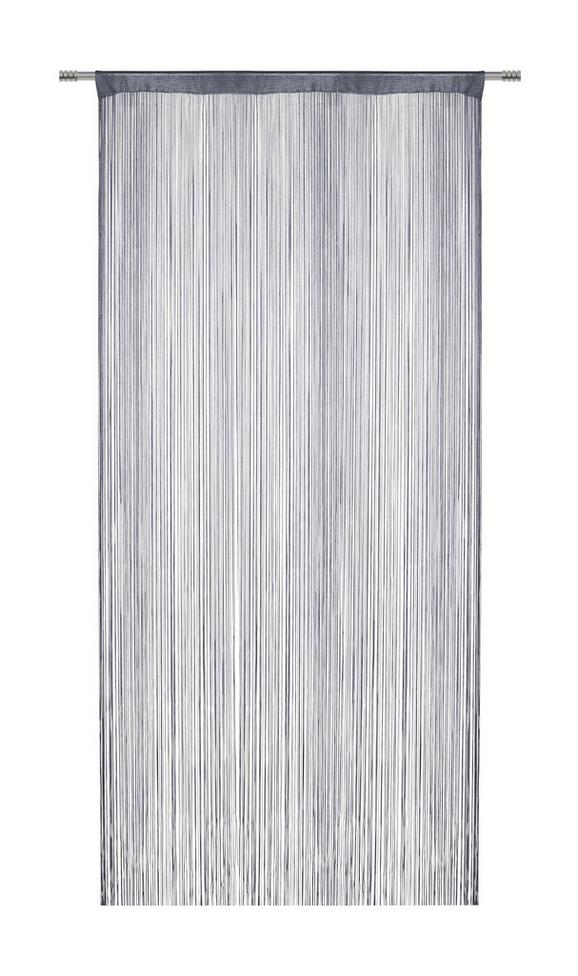Fadenstore Franz Grau - Grau, Textil (90/245cm) - Mömax modern living