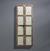 Dekoobjekt Josie 67,5x167x7,5 cm - Beige/Naturfarben, Holz/Holzwerkstoff (67,5/167/7,5cm) - Mömax modern living