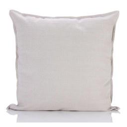Zierkissen Solid One Grau ca. 40x40cm - Grau, Textil (40/40cm)