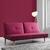 Sofa Katja mit Schlaffunktion - Beere, MODERN, Holz/Textil (183/85/94cm) - Mömax modern living