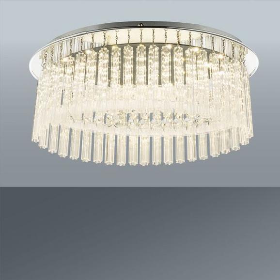 LED-Deckenleuchte Maike, max. 15 Watt - MODERN, Glas/Kunststoff (38/20/17cm) - Mömax modern living