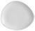 Dessertteller Nele aus Steinzeug in Weiß - Weiß, MODERN, Keramik (21 19 2,3cm) - Premium Living