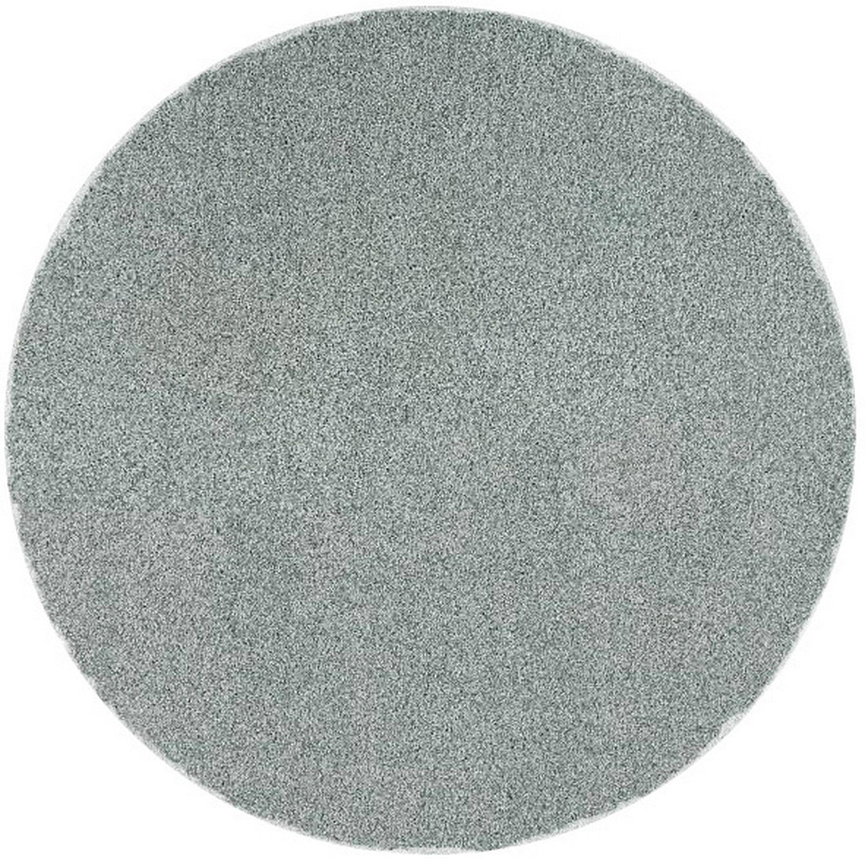 Webteppich Rubin In Iceblau, Ø ca. 200cm - Hellblau, ROMANTIK / LANDHAUS, Kunststoff (200cm) - MÖMAX modern living
