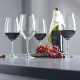 Bordeauxgläser Spiegelau Winelovers 4-er Set - Klar, MODERN, Glas (22,6cm) - SPIEGELAU