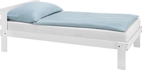 Bett weiss modern  Bett Weiß 90x200cm online kaufen ➤ mömax