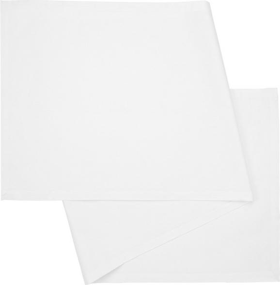 Tischläufer Steffi Offwhite - Naturfarben, Textil (45/150cm) - Mömax modern living