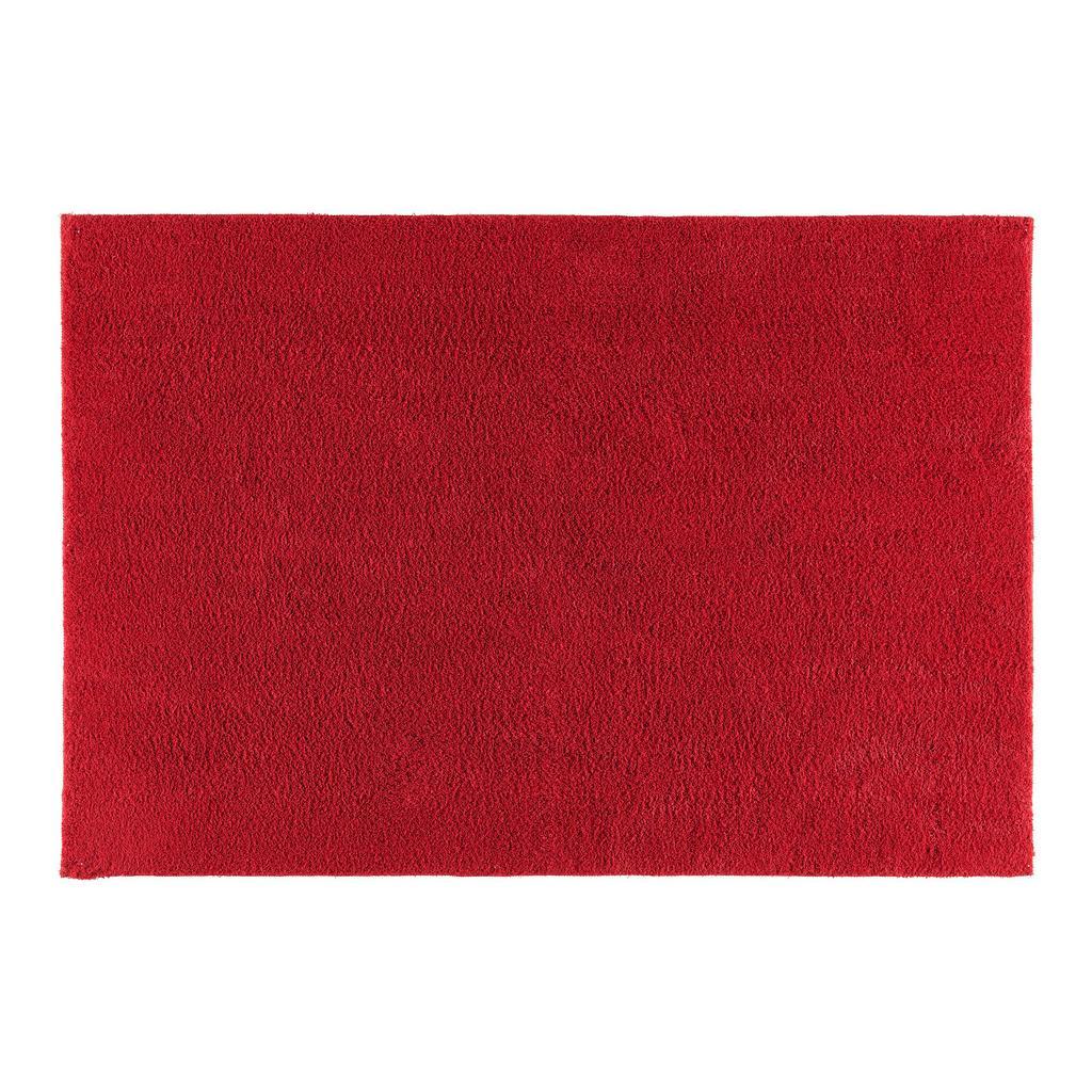 Hochflorteppich Helsinki in Rot ca. 120x170cm