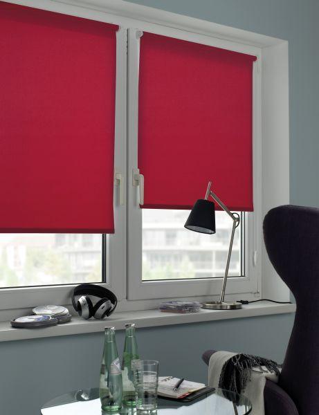Roló Daylight - piros, modern, textil (100/150cm) - MÖMAX modern living