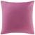 Zierkissen Zippmex Flieder ca.50x50cm - Flieder, Textil (50/50/cm) - Based