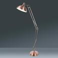 Stehleuchte Jay, max. 60 Watt - LIFESTYLE, Metall (130/217cm) - Mömax modern living
