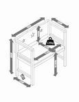 Kindersitzbank Jason aus Echtholz - Weiß, MODERN, Holz (80/90/43cm) - Mömax modern living