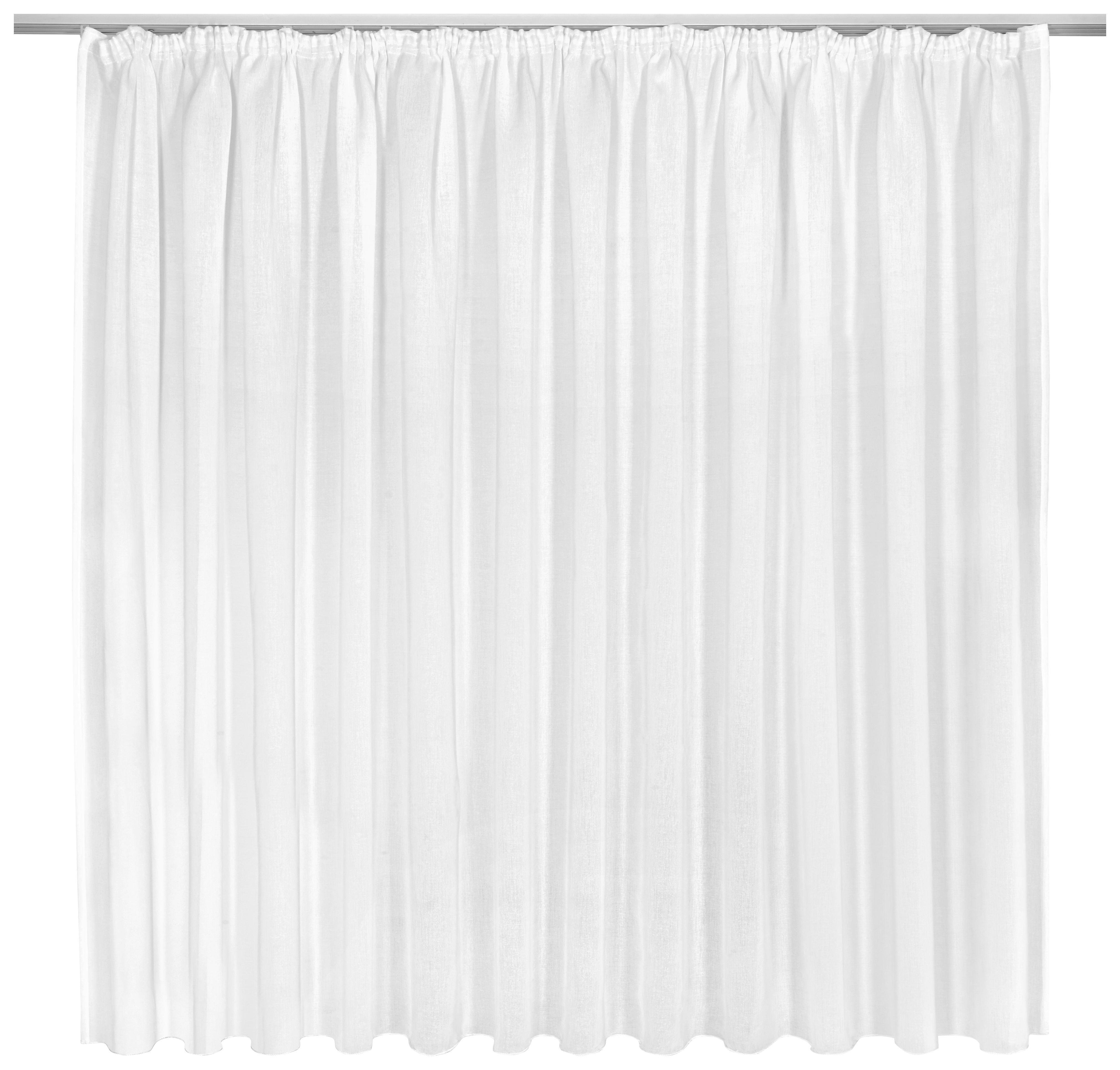 Fertigstore Tosca Store, ca. 300x140cm - Weiß, Textil (300/140cm) - MÖMAX modern living
