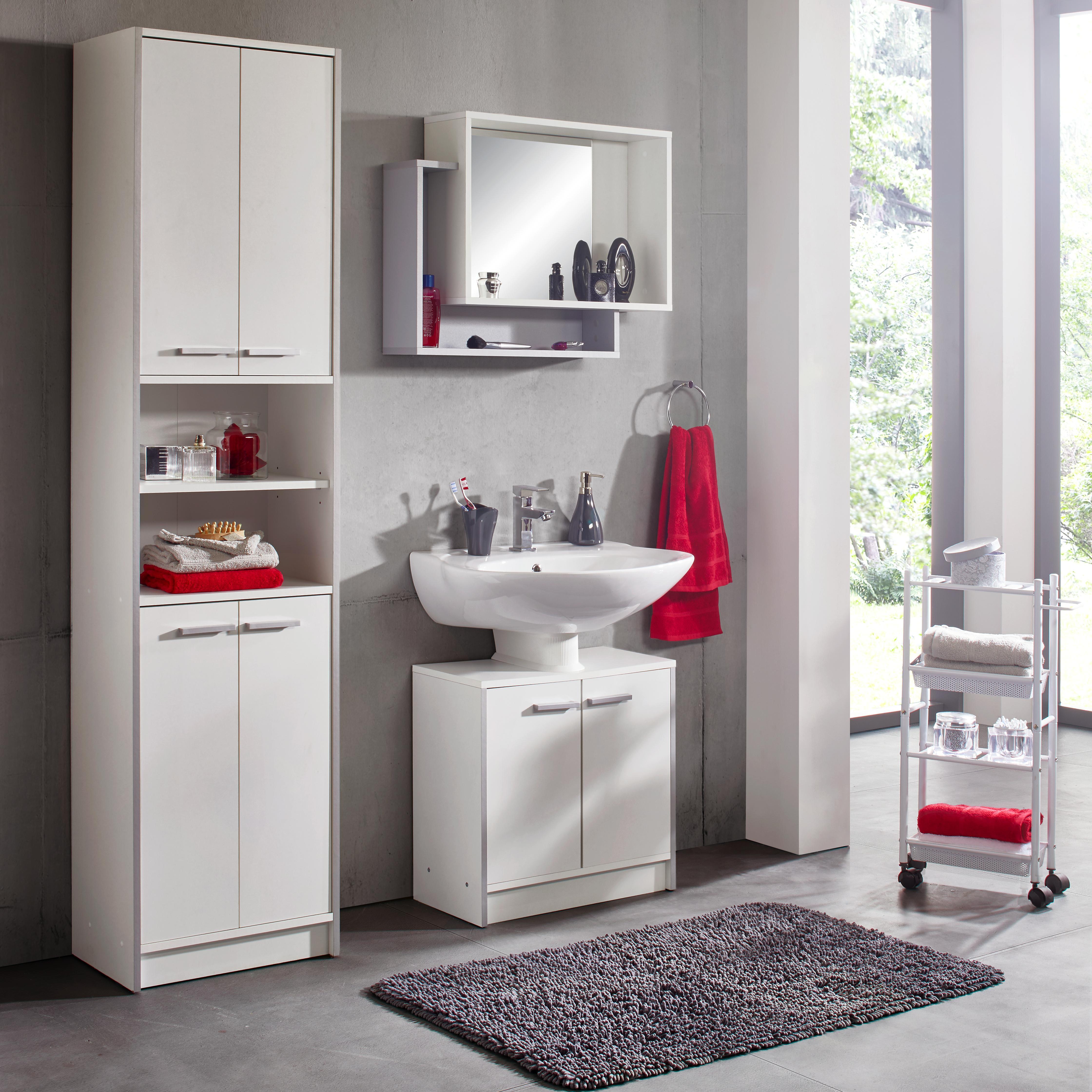 Badmobel Mit Waschmaschinenschrank.Badezimmerschranke Entdecken