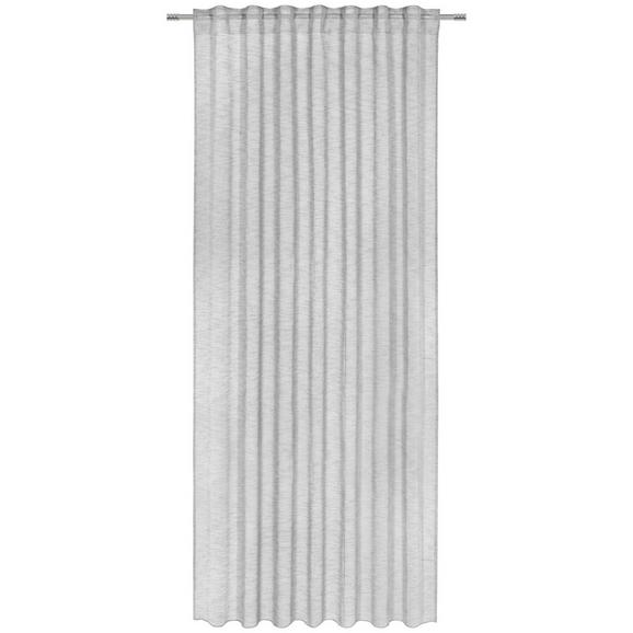 Készfüggöny Sigrid 140/245 - Szürke, romantikus/Landhaus, Textil (140/245cm) - Premium Living