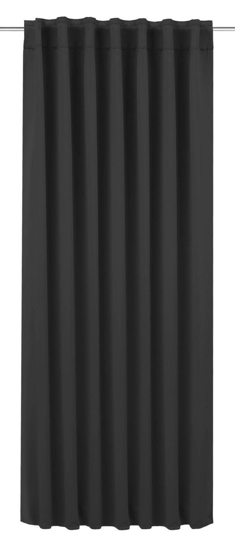 Zatemnitvena Zavesa Riccardo - temno siva, Moderno, tekstil (140/245cm) - Premium Living