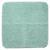 Badematte Juliane Mintgrün 50x50cm - Mintgrün, Textil (50/50cm) - Premium Living