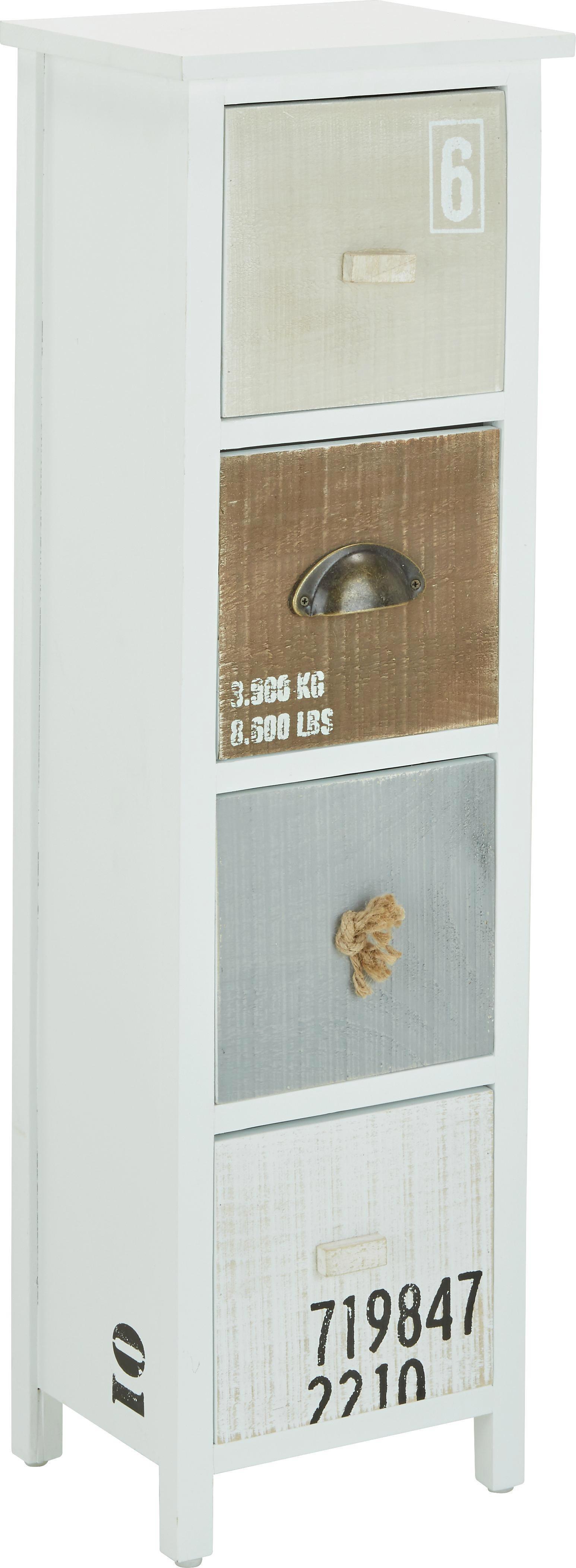 Blumensäule in Weiß aus Kiefer - Weiß, MODERN, Holz/Holzwerkstoff (23,5/77,5/20cm) - MÖMAX modern living
