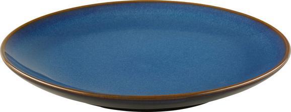Desszertes Tányér Uri - kék, Lifestyle, kerámia (20,5cm) - MÖMAX modern living