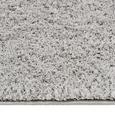 Covor Shaggy Stefan - gri deschis, Modern, textil (120/170cm) - Modern Living