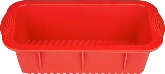 Štirikotni Pekač Silke - rdeča, umetna masa (25,5/12,7/7,7cm) - Mömax modern living