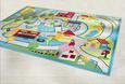 Kinderteppich City in Bunt, ca. 100x150cm - Multicolor, Textil (100/150cm) - MÖMAX modern living