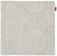 Kissenhülle Mary Stick Hellgrau 45x45cm - Hellgrau, MODERN, Textil (45/45cm) - Mömax modern living