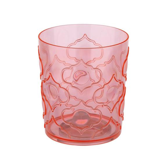 Pohár Azza  -  M - Pink/Sárga, Lifestyle, Műanyag (8,5/9,7cm) - Mömax modern living