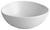 Müslischale Nele Weiß - Weiß, MODERN, Keramik (15,6/13,8/5,5cm) - Premium Living