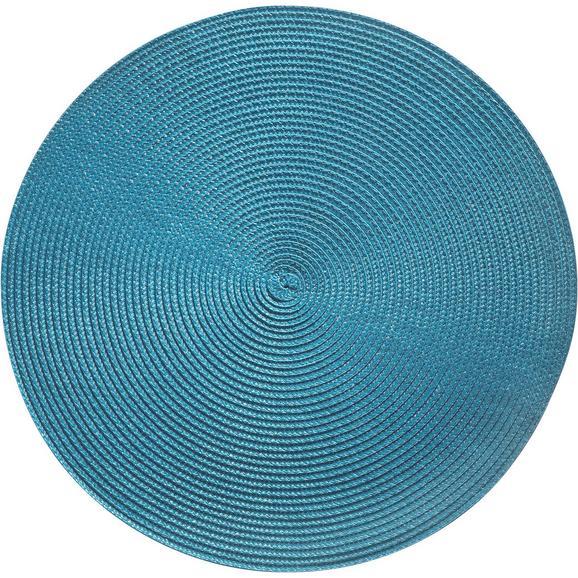 Podmetač Za Stol Billy -ext- - boje petroleja, plastika (38cm) - Mömax modern living