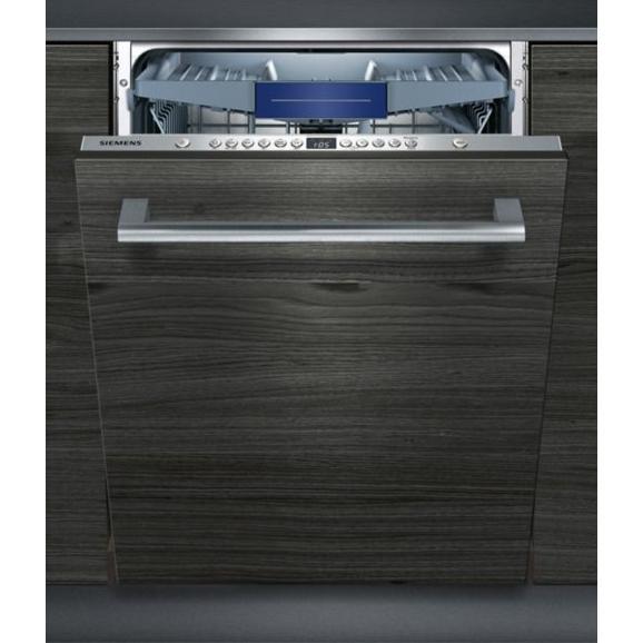 Geschirrspüler SX636X01ME - Metall (59,8/86,5/55cm) - Siemens