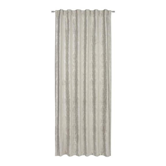 Perdea Prefabricată Marie-Louise - taupe, Basics, textil (135/245cm) - Premium Living