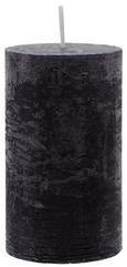 Sveča Lia - črna, Moderno (6,8/12cm) - Mömax modern living