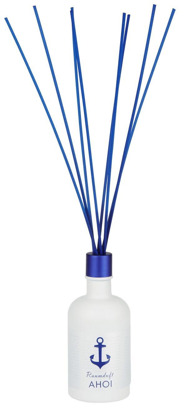 Diffuser Ahoi, ca. 200ml - Blau/Weiß, KONVENTIONELL (9,5/42/6,8cm)