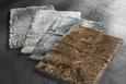 Schaffell Teddy Grau 100x150cm - Grau, Textil (100/150cm) - Mömax modern living